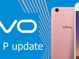 Vivo Android P update