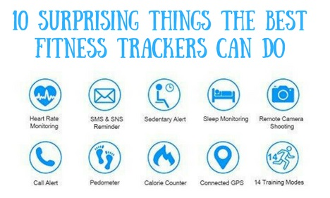 Best Fitness Trackers stuff