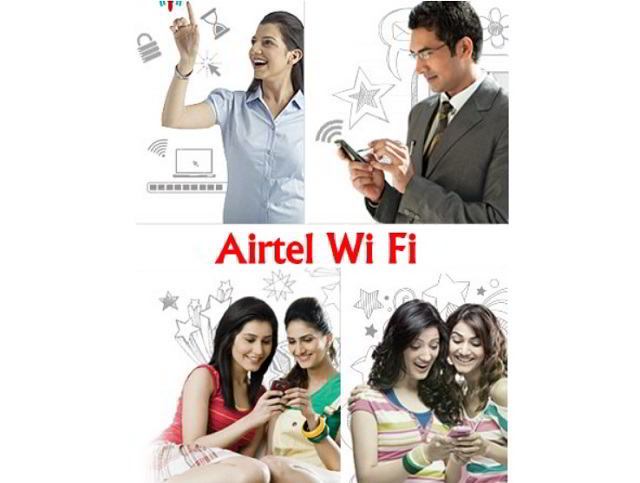 Airtel Wi-Fi Tariff plans