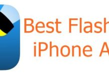 Best Flashlight iPhone Apps
