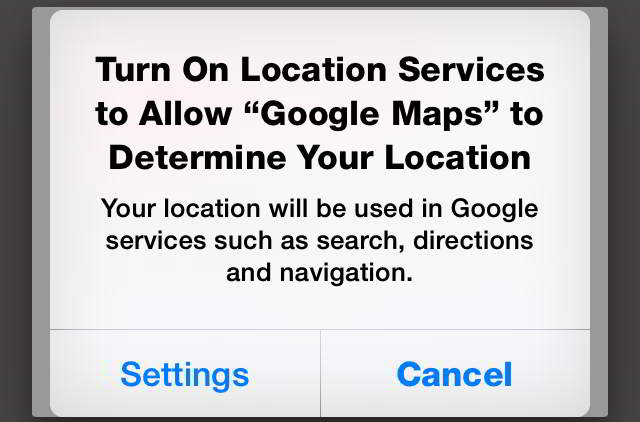 How to Fix Location Services Not Available on iPhone