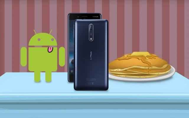 Nokia Android Pie update