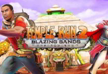 Temple Run 2 Blazing Sands for PCTemple Run 2 Blazing Sands for PC