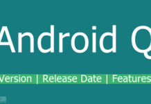 Android Q release date version