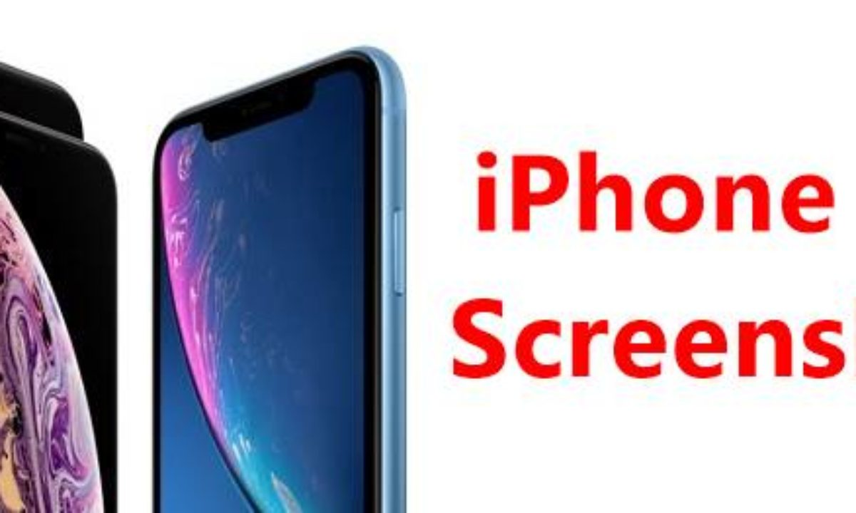 How to Take Screenshot on Apple iPhone XS, Xs Max & iPhone XR ...