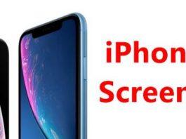 Apple iPhone Xs Screenshot