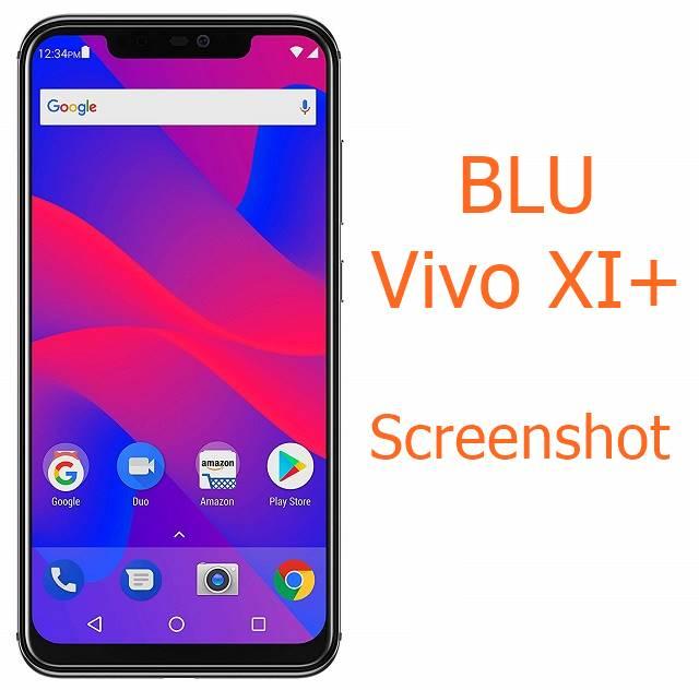 BLU Vivo XI+ Screenshot