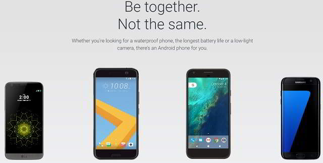 Google Phone Finder Tool