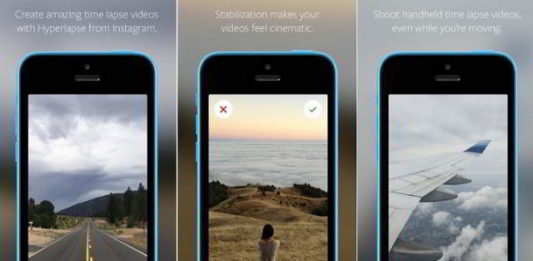 download Hyperlapse for iPhone