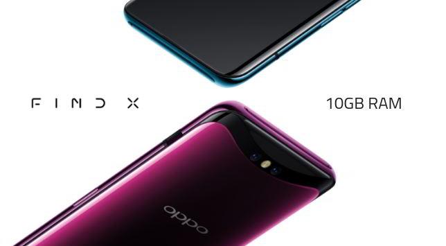 Oppo 10 Gb RAM phone