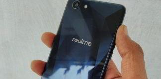 Realme 1 phone