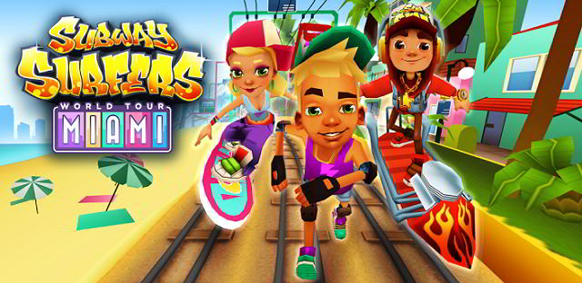 Subway Surfers HD Game