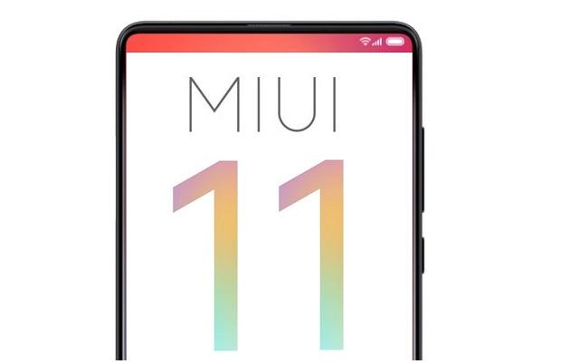 Xiaomi MIUI 11 update