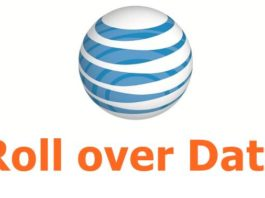 AT&T Roll over Data