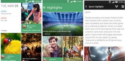 HTC Blinkfeed APK