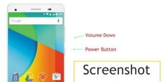 Lava phones screenshot