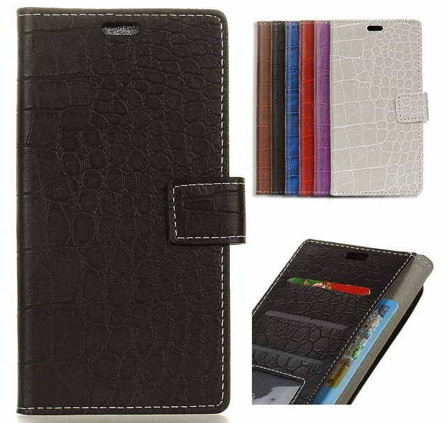 Nokia 7.1 Case Wallet Leather Flip Case
