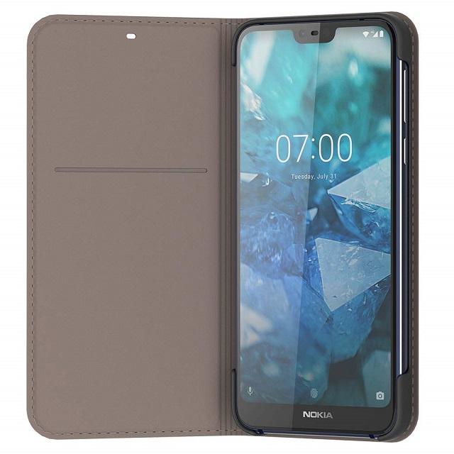 Nokia 7.1 Flip cover