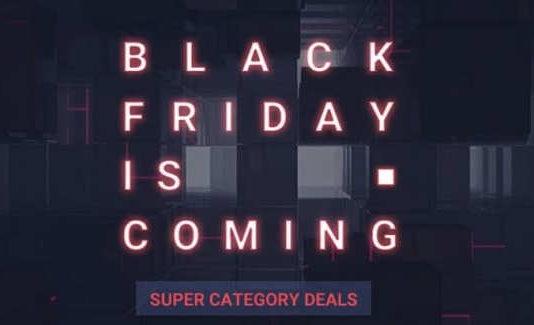 Black Friday Deal GearBest