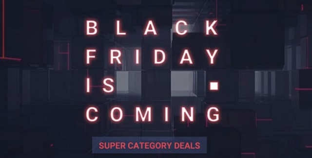 Black Friday Deal GearBest