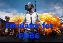 Emulator for PUBG