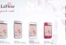Samsung LaFleur Phones