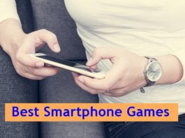 Best Smartphone games