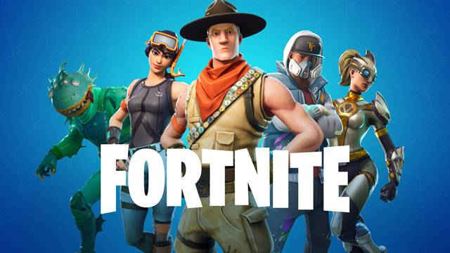 Fortnite PC game