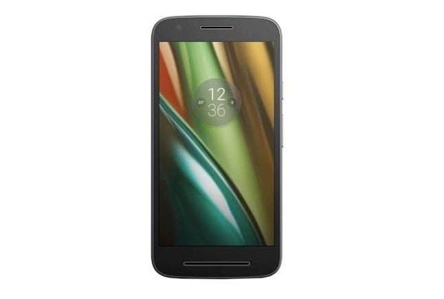 Motorola Moto E5 phone
