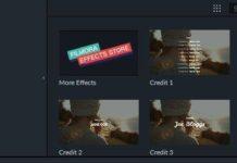 Editing Videos with Filmora