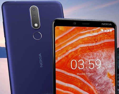 Nokia 3 2019 phone