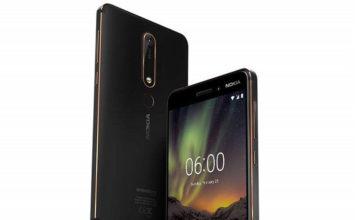 Nokia 6.2 phone