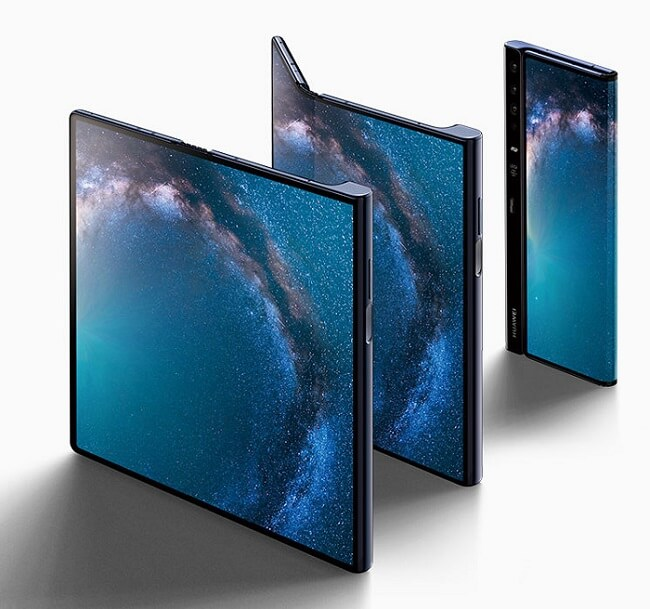 Huawei Mate X - Huawei Foldable phone