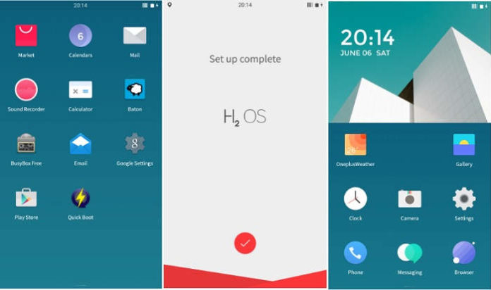 Download Hydrogen OS Launcher APK for Android [Without Root]