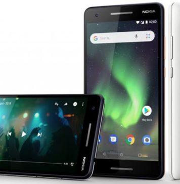 Nokia 2.1 Android Pie update