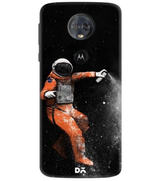 Astro Space Art Case Cover for Motorola Moto E5