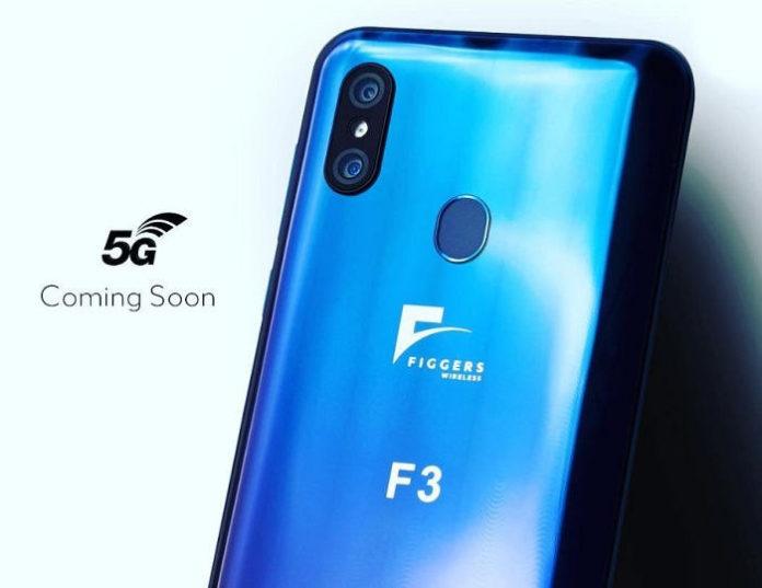 Figgers F3 phone
