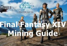 Final Fantasy XIV mining guide