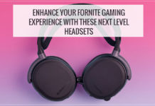 Fornite Gaming experience