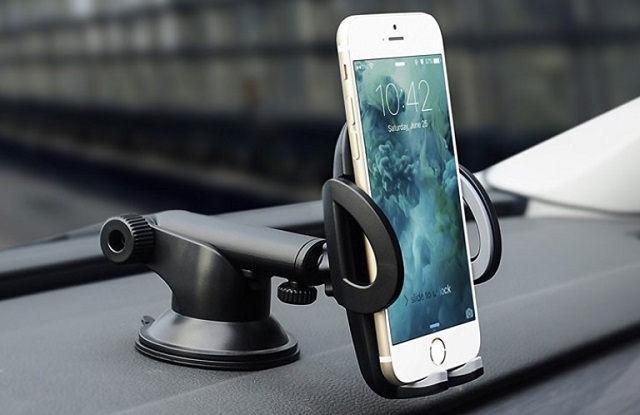 Car phone holder durability