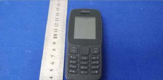NOKIA TA-1190 phone