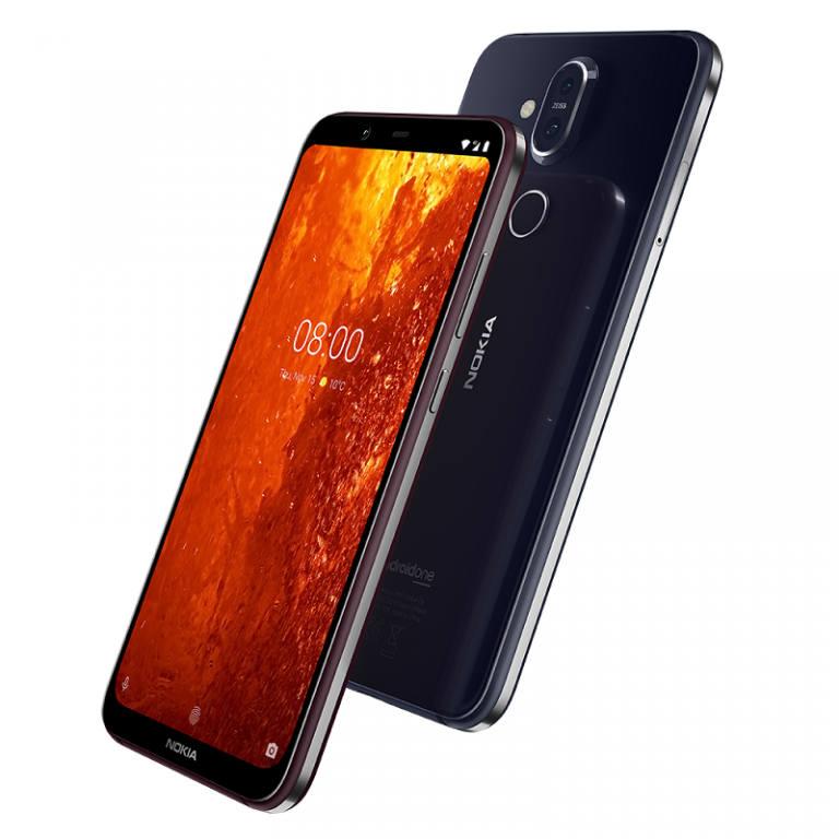 Nokia 8.1 phone