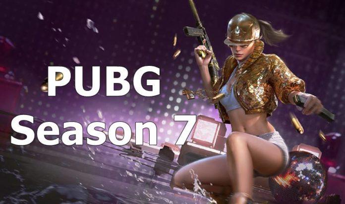 PUBG Season 7 release date