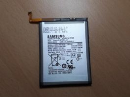 Samsung Galaxy Note 10 Pro battery