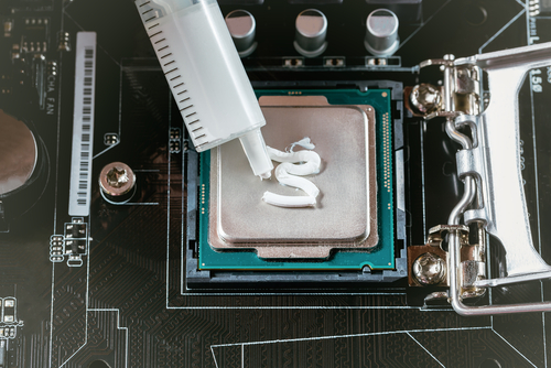 thermal paste for motherboard