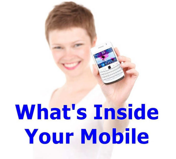 Inside your mobile