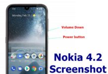 Nokia 4.2 screenshot