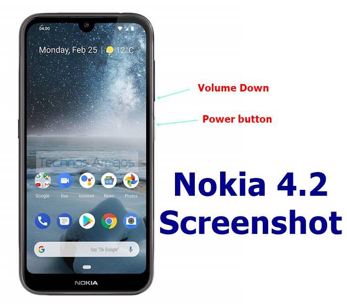 Nokia 4.2 screenshot