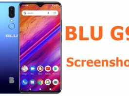 BLU G9 Screenshot