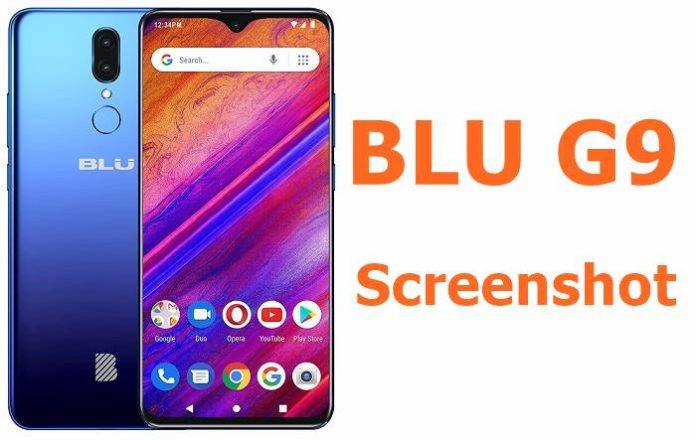 BLU G9 Screenshot